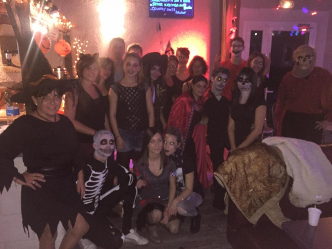 Halloween evidanse 2015